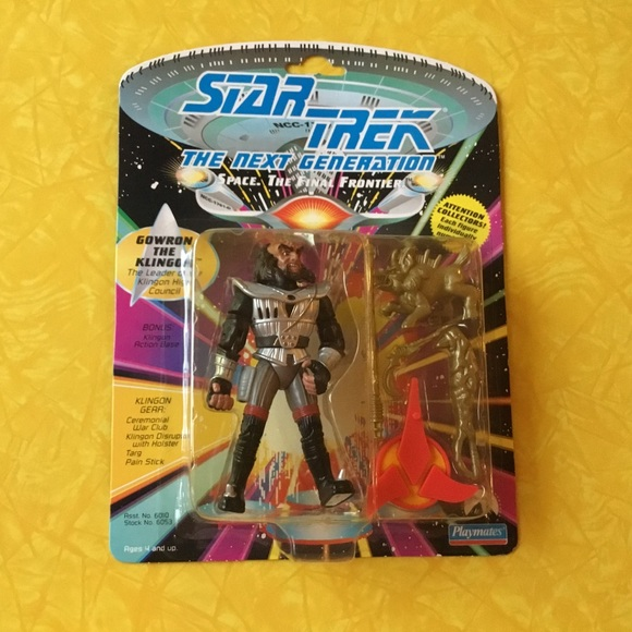 Star Trek The Next Generation NIB